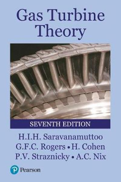 Gas Turbine Theory - H. Cohen