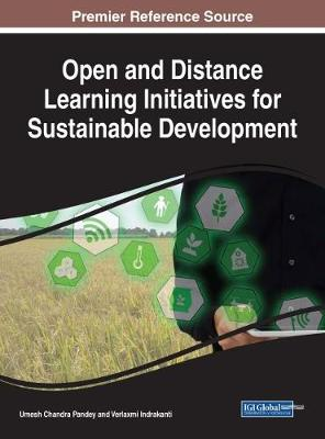 Open and Distance Learning Initiatives for Sustainable Development - Umesh Chandra Pandey