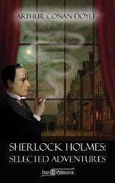 Sherlock Holmes - Selected Adventures (Ino Editions) - Arthur Conan Doyle Sidney Paget Marie-Michelle Joy