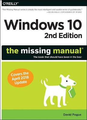 Windows 10 - The Missing Manual 2e - David Pogue