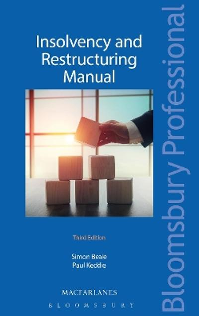 Insolvency and Restructuring Manual - Simon Beale
