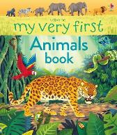 My Very First Animals Book - Alice James Lee Cosgrove