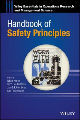 Handbook of Safety Principles - Niklas Moller