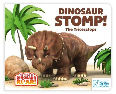 Dinosaur Stomp! The Triceratops - Jeanne Willis