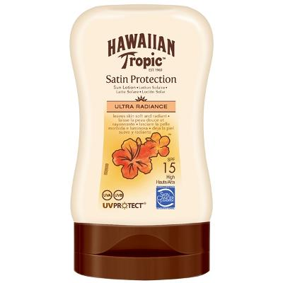 Travel Satin Protection Lotion SPF 15 - Hawaiian Tropic