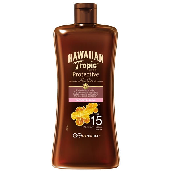Travel Protective Oil SPF 15 - Hawaiian Tropic