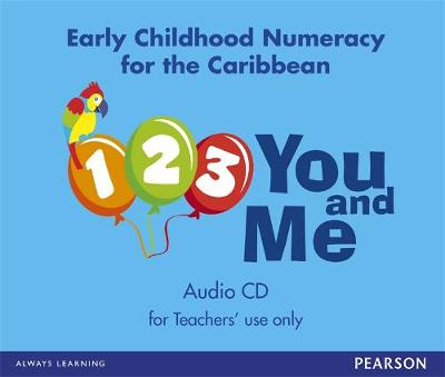 1, 2, 3, You and Me: Early Childhood Numeracy for the Caribbean audio CD - Cathryn O'Sullivan
