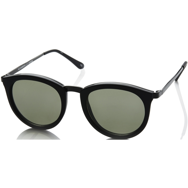 No Smirking - Black Rubber / Khaki - Le Specs