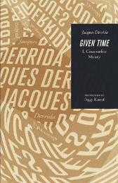 Given Time - Jacques Derrida Peggy Kamuf