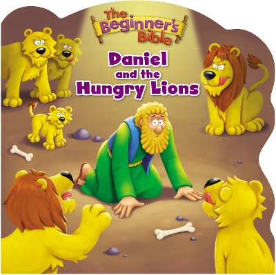 The Beginner's Bible Daniel and the Hungry Lions - Zonderkidz