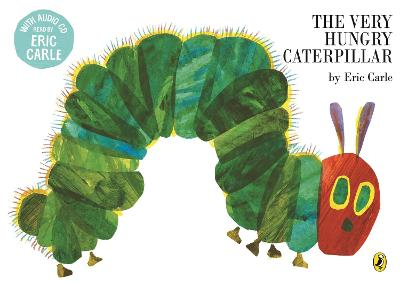 The Very Hungry Caterpillar - Eric Carle