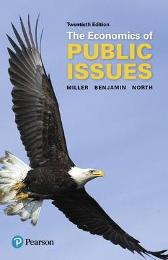 Economics of Public Issues - Roger LeRoy Miller Daniel K. Benjamin Douglass C. North