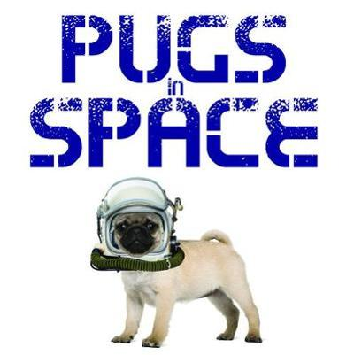 Pugs in Space - Jack Russell