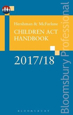 Hershman and McFarlane: Children Act Handbook 2017/18 - Andrew McFarlane