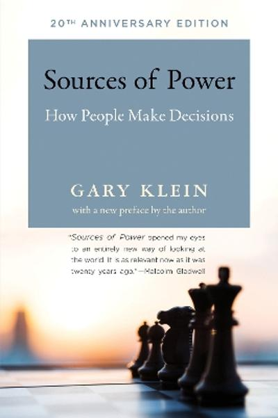 Sources of Power - Gary A. Klein
