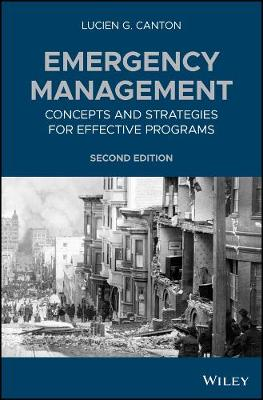 Emergency Management - Lucien G. Canton