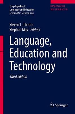 Language, Education and Technology - Steven Thorne