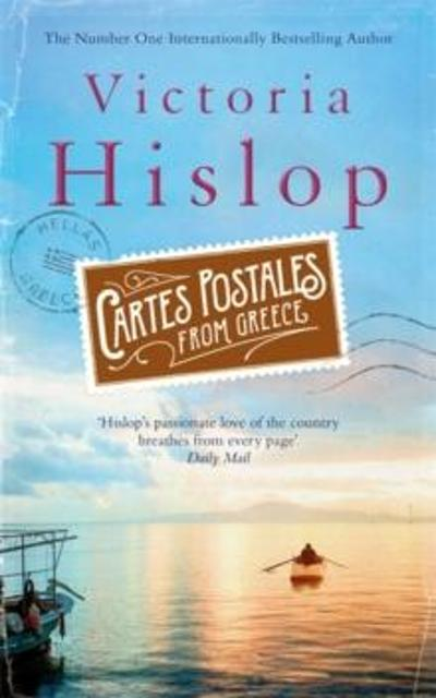 Cartes postales from Greece - Victoria Hislop