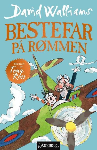 Bestefar på rømmen - David Walliams
