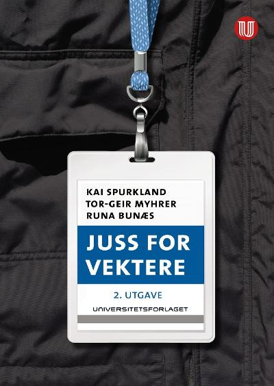Juss for vektere - Kai Spurkland