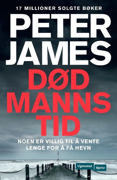 Død manns tid - Peter James