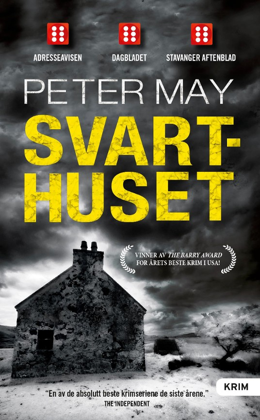 Svarthuset - Peter May