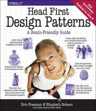 Head First Design Patterns - Eric Freeman