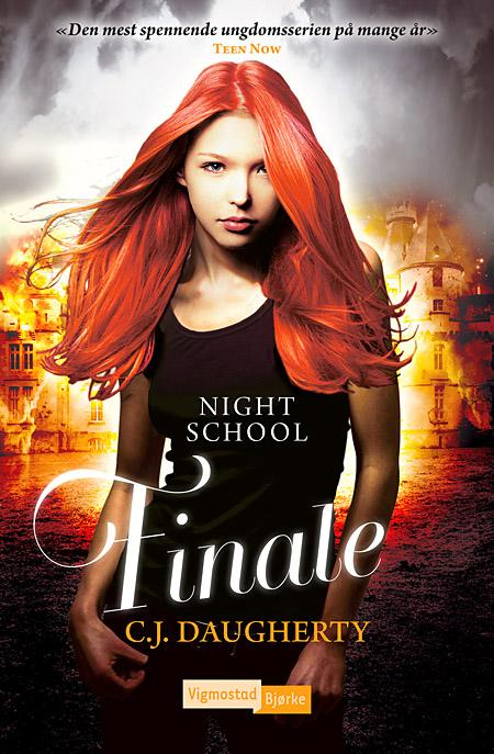 Finale - C.J. Daugherty