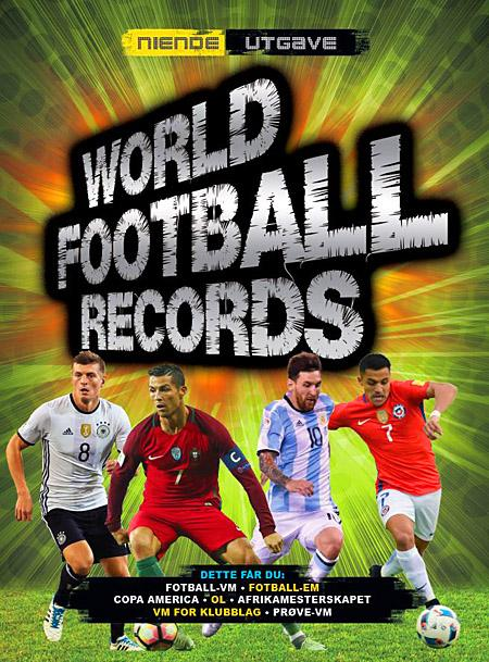 World football records - Keir Radnedge