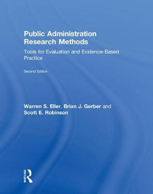 Public Administration Research Methods - Brian J. Gerber