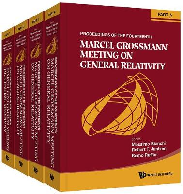 Fourteenth Marcel Grossmann Meeting, The: On Recent Developments In Theoretical And Experimental General Relativity, Astrophysics, And Relativistic Field Theories - Proceedings Of The Mg14 Meeting On General Relativity (In 4 Parts) - Robert T. Jantzen