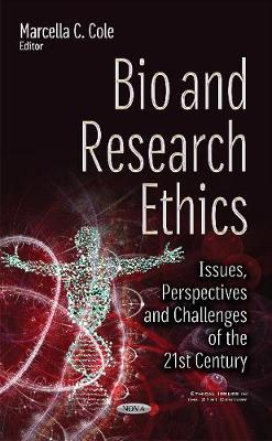 Bio & Research Ethics - Marcella C. Cole