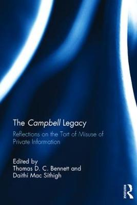 The Campbell Legacy - Thomas D. C. Bennett