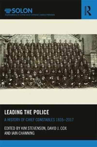 Leading the Police - Dr Kim Stevenson