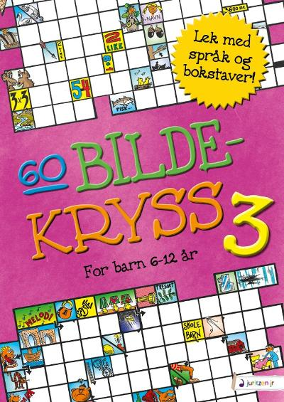 60 Bildekryss 3. For barn 6-12 år -