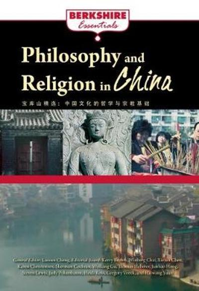 Philosophy and Religion in China - Linsun Cheng