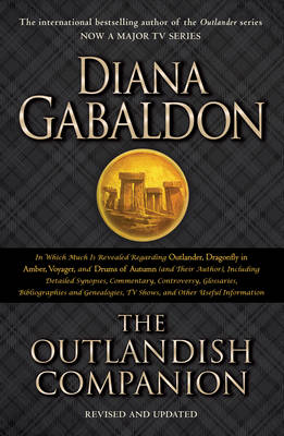 The Outlandish Companion Volume 1 - Diana Gabaldon