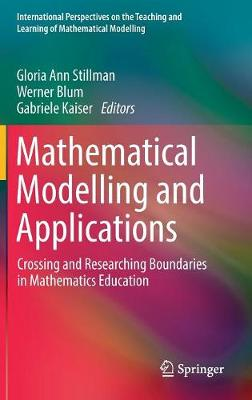 Mathematical Modelling and Applications - Gloria Ann Stillman