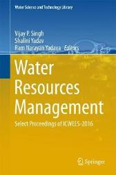 Water Resources Management - Vijay P. Singh Shalini Yadav Ram Narayan Yadava