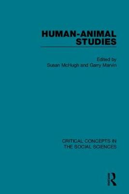 Human-Animal Studies - Susan McHugh