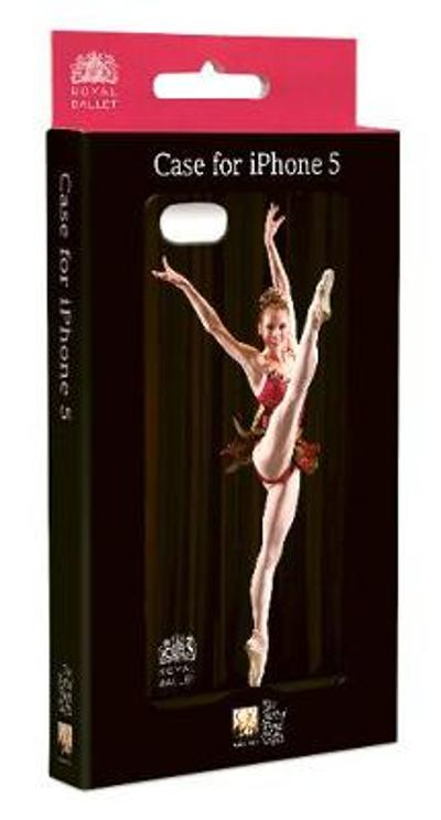 Flame Tree iPhone Case (Royal Ballet from Jewels) -