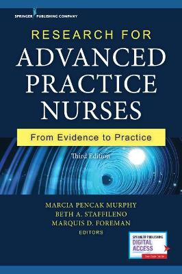 Research for Advanced Practice Nurses - Marcia P. Murphy