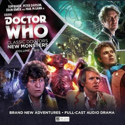 Doctor Who - Classic Doctors, New Monsters - John Dorney