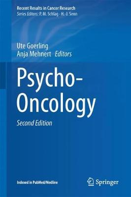 Psycho-Oncology - Ute Goerling
