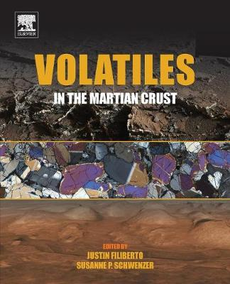 Volatiles in the Martian Crust - Justin Filiberto