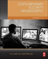 Contemporary Security Management - David A. Patterson John Fay