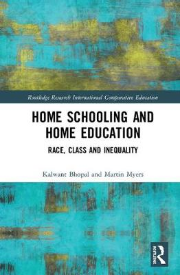 Home Schooling and Home Education - Kalwant Bhopal