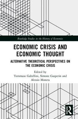 Economic Crisis and Economic Thought - Alessio Moneta