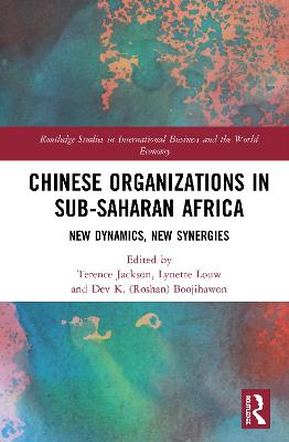 Chinese Organizations in Sub-Saharan Africa - Terence Jackson