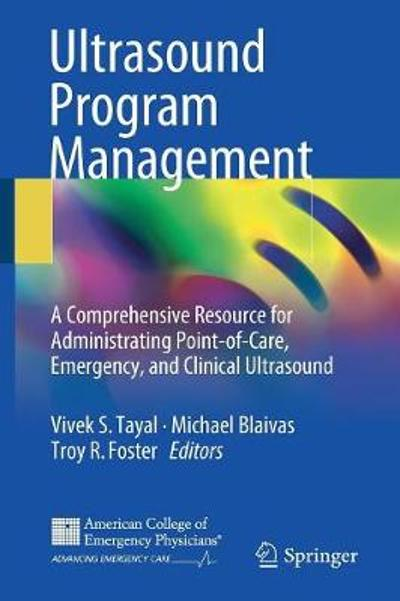 Ultrasound Program Management - Vivek S. Tayal